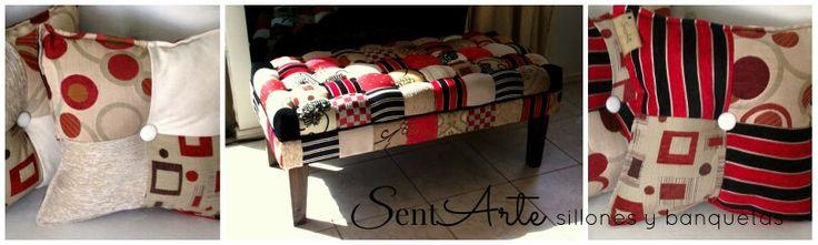 Antonia patchwork 100x48 $79.990