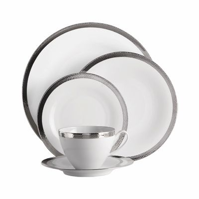 <U>Silversmith Five-piece Placesetting</U> *