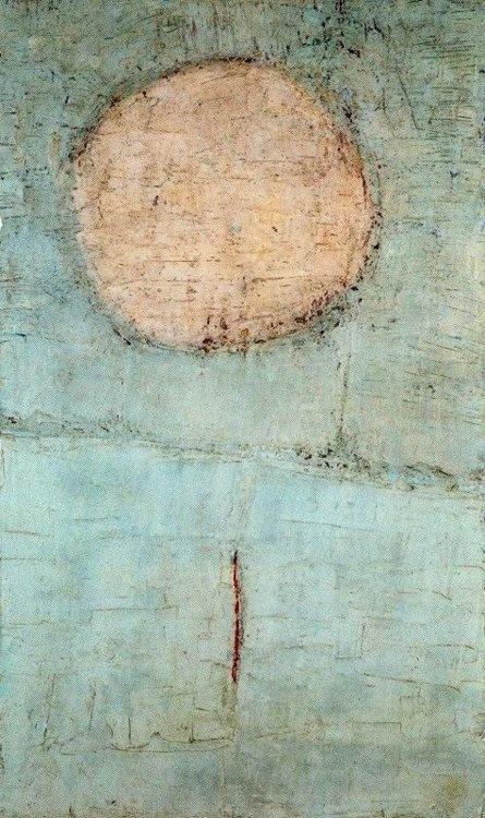 Nicolas de Stael (1914-1955) La Lune, 1953
