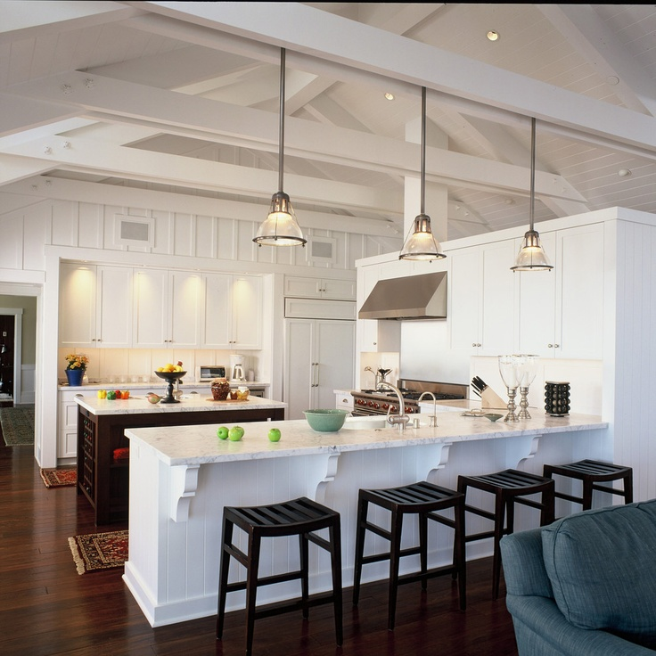 106 best Beach house kitchens images on Pinterest | Dream kitchens ...