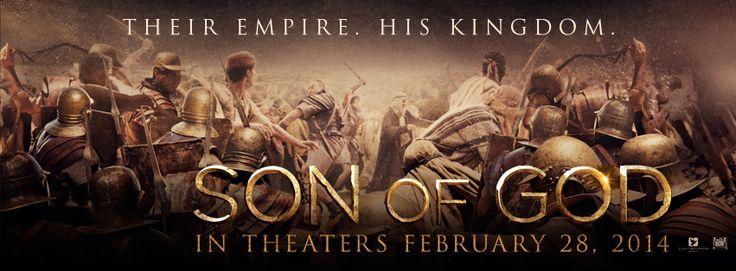 Son of God - (2014) Movie from Mark Burnett! For more info, Check Out Christian Film Database - http://www.christianfilmdatabase.com/review/son-god/