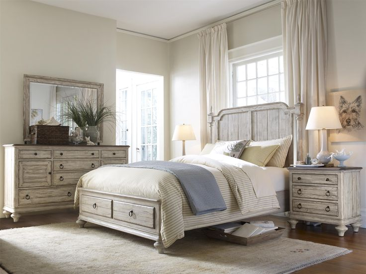 Weatherford King Bedroom Group by Kincaid Furniture