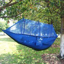Double Parachute Mosquito Net Hammock Chair Tourism Flyknit Hamaca Hamak Rede Garden Swing Camping Amaca Hangmat Sleeping Hamac //Price: $US $25.59 & FREE Shipping //     #hashtag2