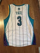 New adidas Chris PAUL New Orleans Hornets Pelicans NBA authentic JERSEY XL  52 New Orleans Pelicans 68bf61721