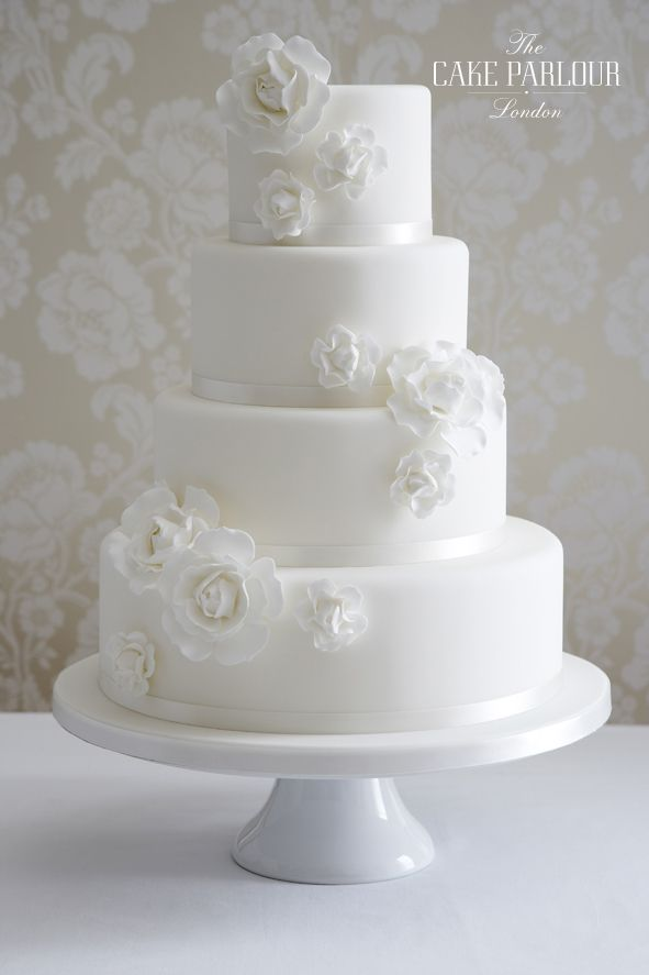 Wedding Cakes | Wedding Cakes London | The Cake Parlour