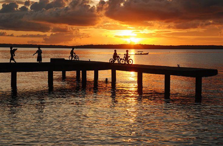 Selamat malam - Benteng, Sulawesi Selatan