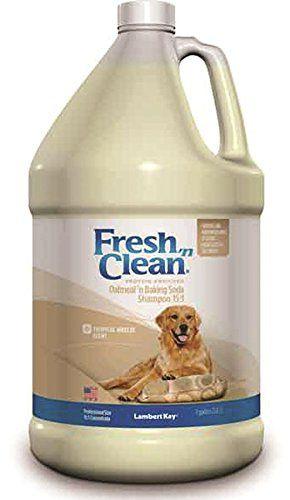 Lambert Kay Fresh 'N Clean Oatmeal 'N Baking Soda Dog Shampoo, 1-Gallon * Be sure to check out this helpful article.