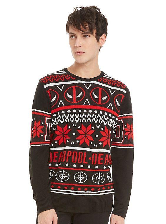 Best 25  Deadpool sweater ideas on Pinterest | Bland marvel ...