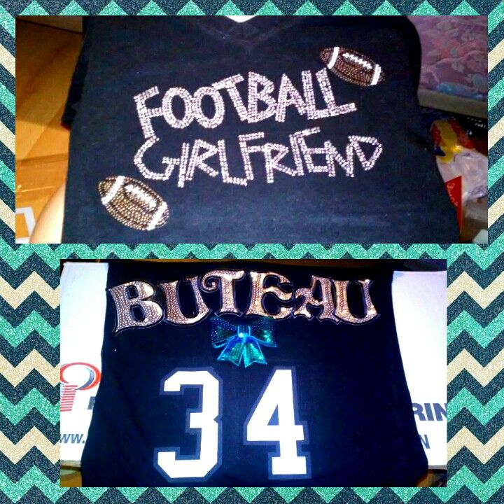 Cute Boyfriend Football Shirts Wwwpicturesbosscom