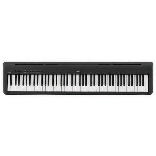 The Kawai ES100 Portable Digital Piano provides authentic piano tones for a price that's considerably less than other pianos in its class.