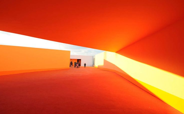 Halloween Jack: 10 Bewitching Projects Clad in Orange and Black - Architizer