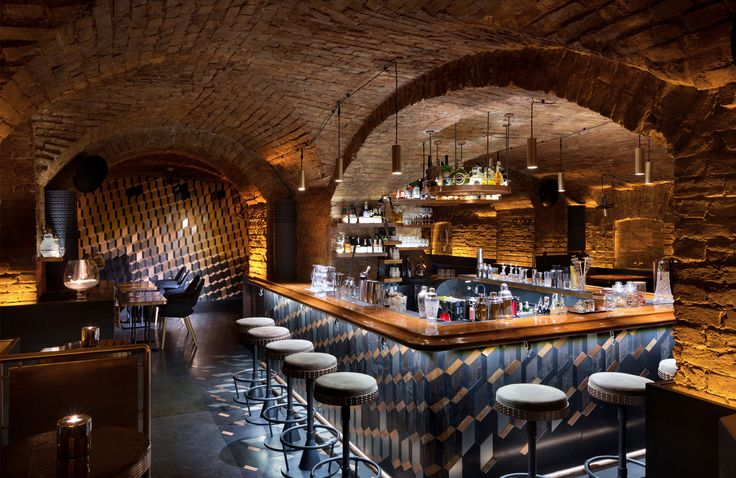 LoggerHead speakeasy bar made by YOD design studio