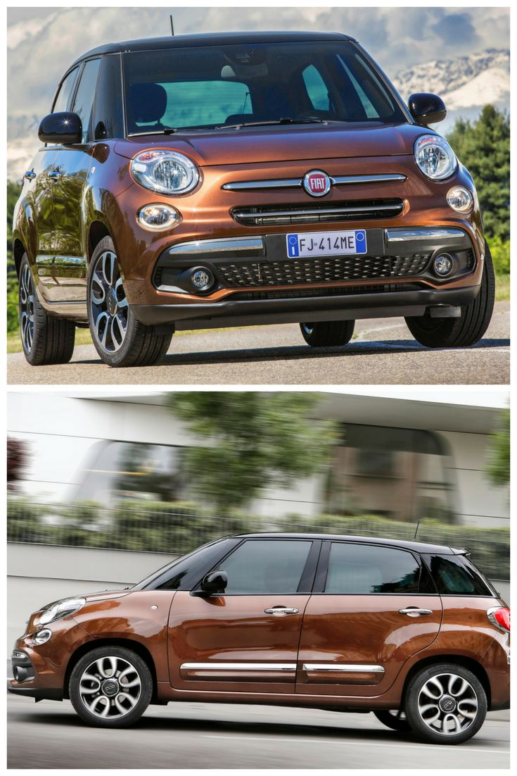 Fiat 500l gets a much needed update for 2018
