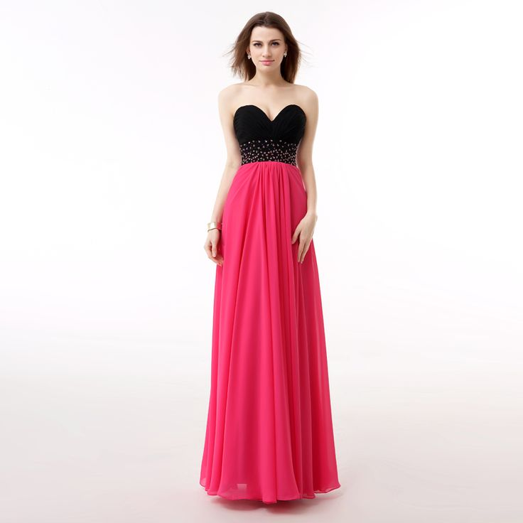 >> Click to Buy << Strapless Chiffon Silk Sleeveless A-Line Sleeveless  Ankle-Length,2016 most stylish and elegant evening dress,custom size color. #Affiliate