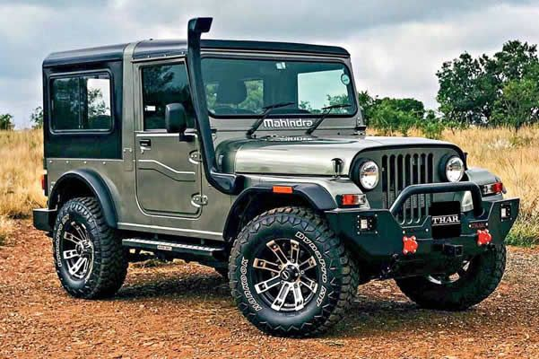 Informacao 10 Carros Antigos Fabricados Ainda Em 2019 Mahindra Thar Mahindra Thar Jeep Willys Jeep