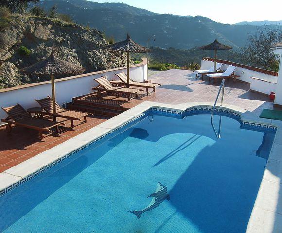 Bed & Breakfast Malaga - Casa Agradable, Arenas #vakantie #reizen #Andalusie #bedbreakfast