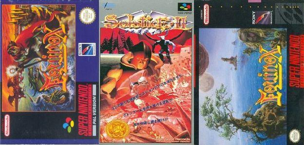 En 1994 aparecía Equinox para Super Nintendo, secuela de Solstice(de hecho en la versión japones se llama Solstice 2) que destacaba por su perspectiva isométrica y su interesante planteamiento Rpg. Esta continuación directa comienza con el secuestro de Shadax, protagonista de Solsticepara NES, por Sonia una de sus aprendices dándonos el control de Glendaal, hijo de este maestro de la brujería.   #Equinox #Solstice