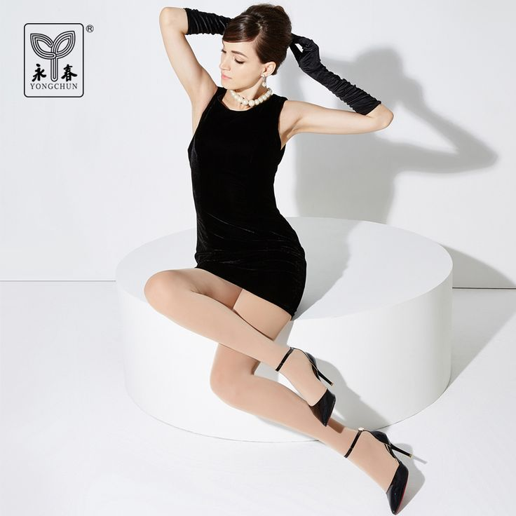 YONGCHUN Stockings pantyhose spring and autumn thickening thermal shaping legs dull velvet pantyhose 65030 smooth