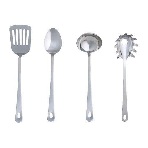 4-piece kitchen utensil set, stainless steel Stainless Steel http://www.amazon.co.uk/dp/B00NPRPXLQ/ref=cm_sw_r_pi_dp_cYtowb19DCS7B