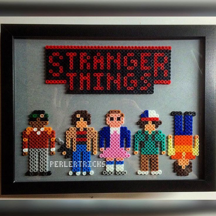 For the second time, I binge-watched the whole thing again today! :-p  #Stranger_Things by perlertricks