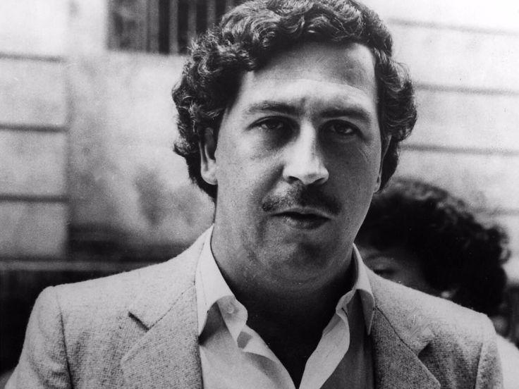 Real Life Pablo Escobar