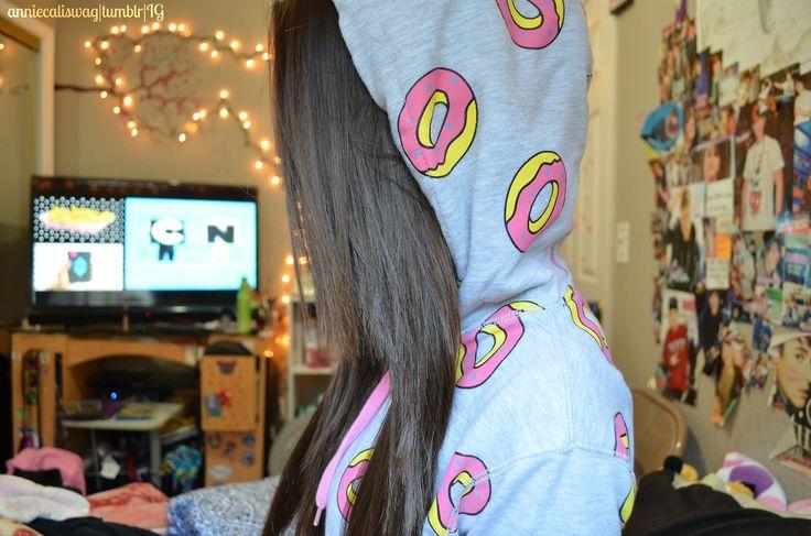 odd future hoodie. ♡ teen fashion. Tumblr fashion