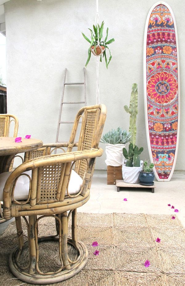 surfboard decorating ideas                                                                                                                                                                                 More