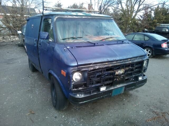 Salvage Chevrolet Astro Vans For Sale And Auction