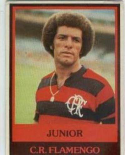 Júnior, estilo Black Power! =)