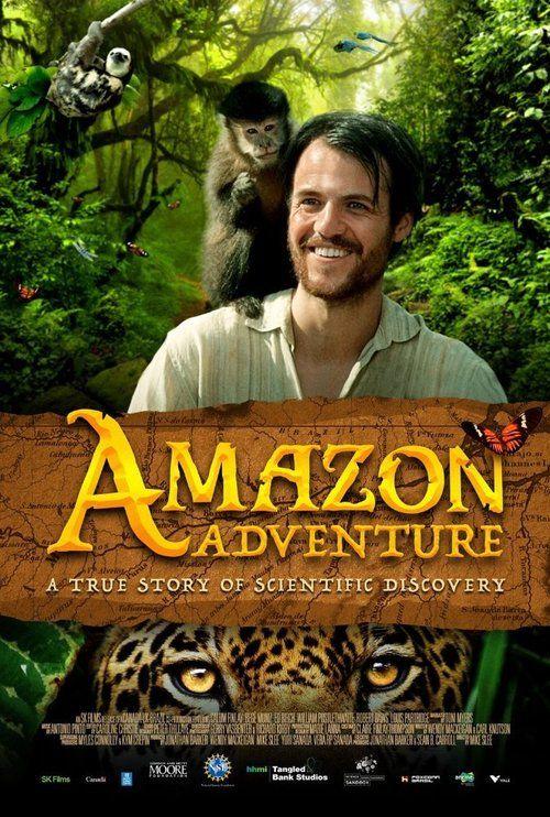 Watch Amazon Adventure (2017) Full Movie Online Free