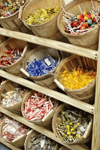 Bulk Candy and Retro Candy by the Pound (SAVE 10% on your order Today! Use Promo code ~ sweetsavings)