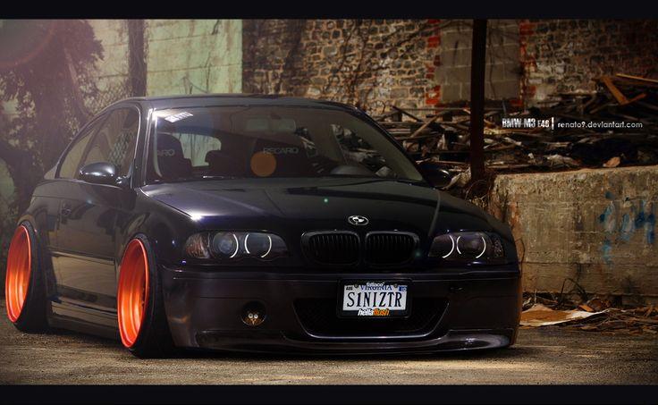 BMW E46 M3 by Renato9.deviantart.com on @deviantART