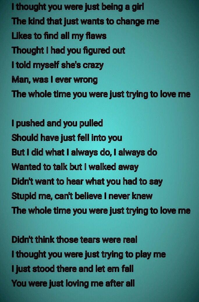 Lyric brantley gilbert just as i am lyrics : 593 best Music Speaks images on Pinterest   Song quotes, Lyrics ...