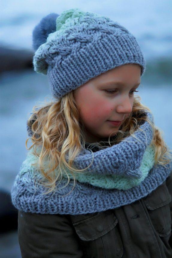 EMILY set pattern is written in english, norwegian and polish language www.pineyarn@gmail.com