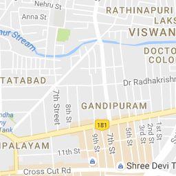 RPK Travels 95/5, Bharathiyar Road, P.N.Palayam, Coimbatore PN Palayam , Coimbatore   Tour Operators