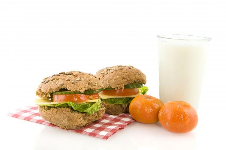 Hoe eet je gezond op een drukke werkdag?
