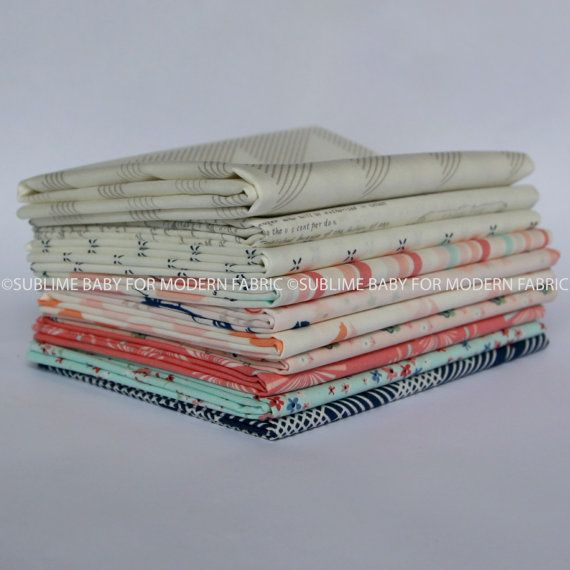 Paperie Fabric - Ships from New Zealand