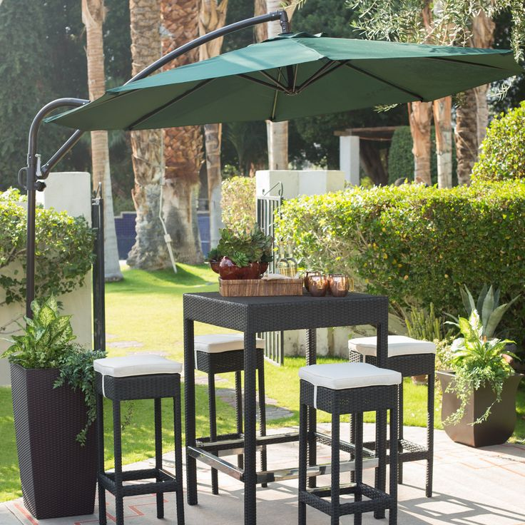 Have To Have It. Coral Coast 9 Ft. Offset Umbrella   $109.98 @ · Outdoor  Patio UmbrellasOutdoor DecorOutdoor PatiosOutdoor ...