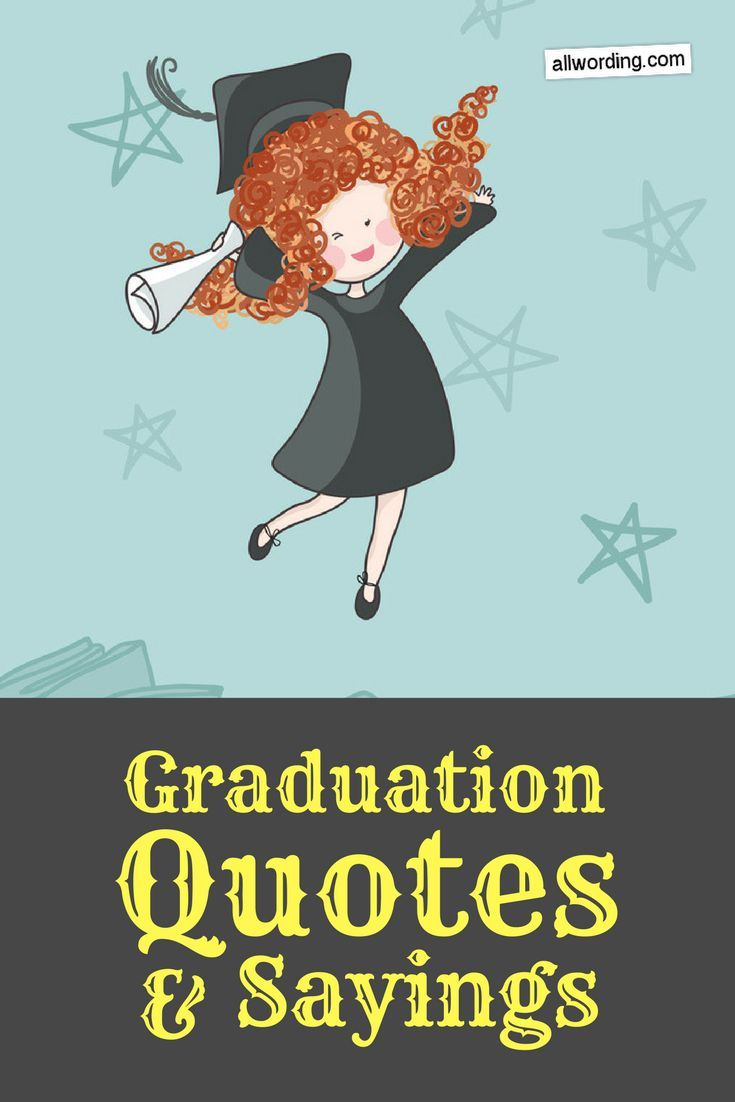 25+ Best Best Graduation Quotes On Pinterest