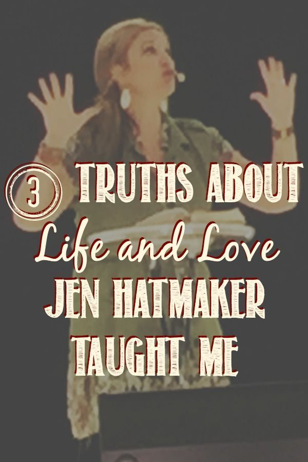 Jen Hatmaker has a beautiful way of teaching us about life and love in her own unique style. Check out 3 empowering life lessons on balance, parenting, and loving well from her latest book, For the Love.