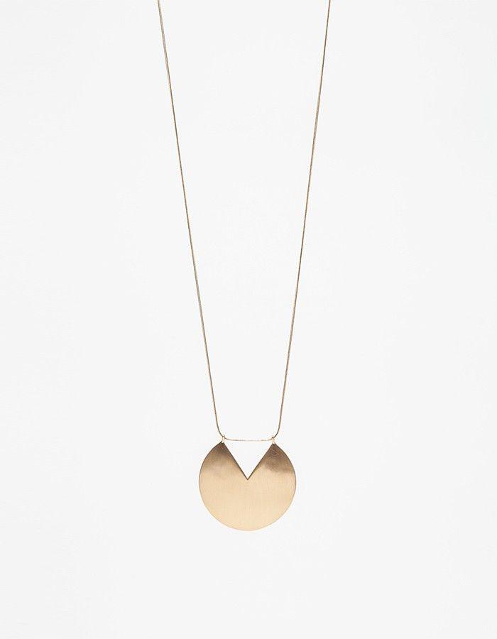 simple necklace
