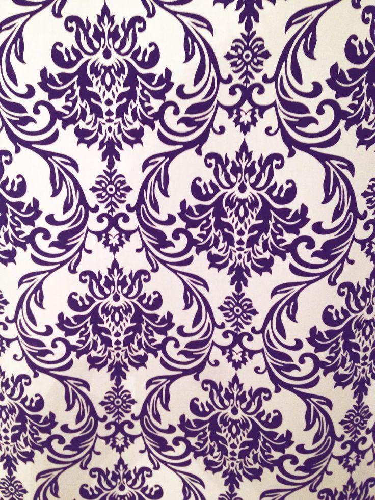 simple damask pattern - 736×981