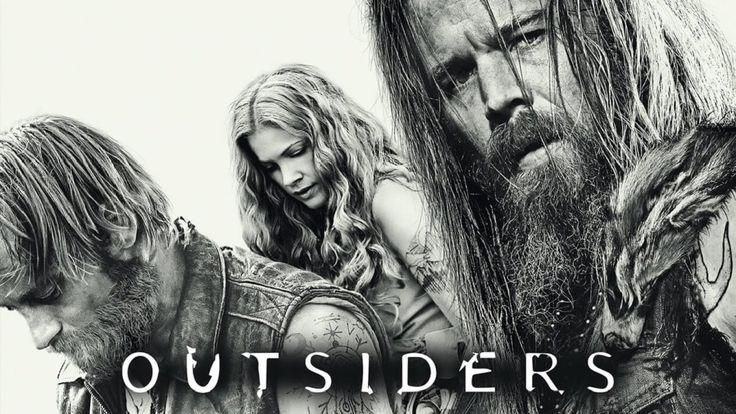 """A struggle for power and control set in the rugged and mysterious hills of Appalachia, """"Outsiders"""" tells the story of the Farrell clan, a family of outsiders who've been in these parts since before anyone can remember. Living off the grid and above the law on their mountaintop homestead, they'll protect their world and defend their way of life using any means necessary. Written by WGN America"""
