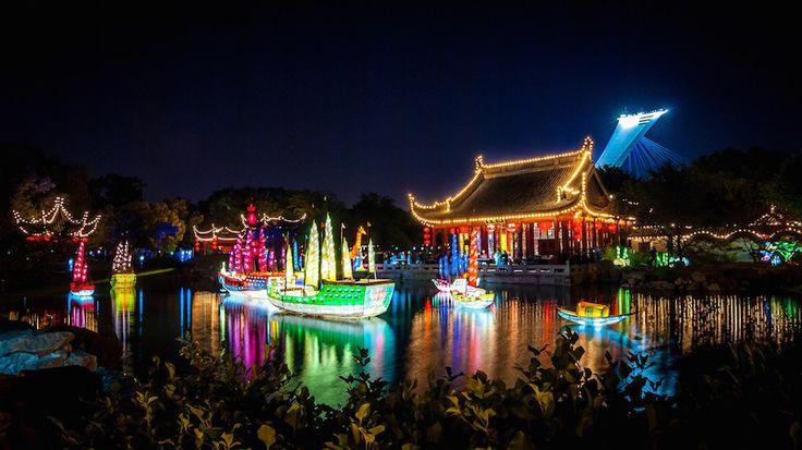"Montreal's 2016 ""Lantern Festival"" Will Be Lighting Up The Botanical Gardens"