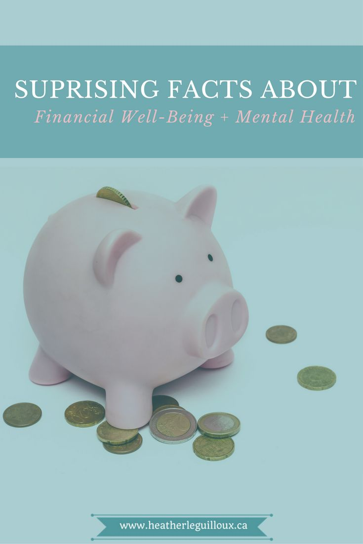 Blog post via @hleguilloux > Learn about how your mental health may be impacted by your finances, questions to ask yourself about your financial well-being, and tips & resources to help you improve this area of your life.