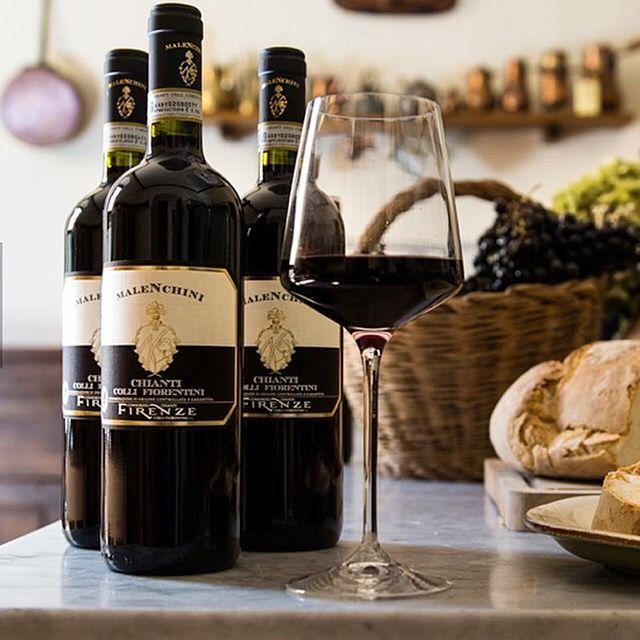 Chianti wines by Malenchini