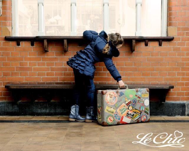 Leonora for Le Chic winter 2017/2018
