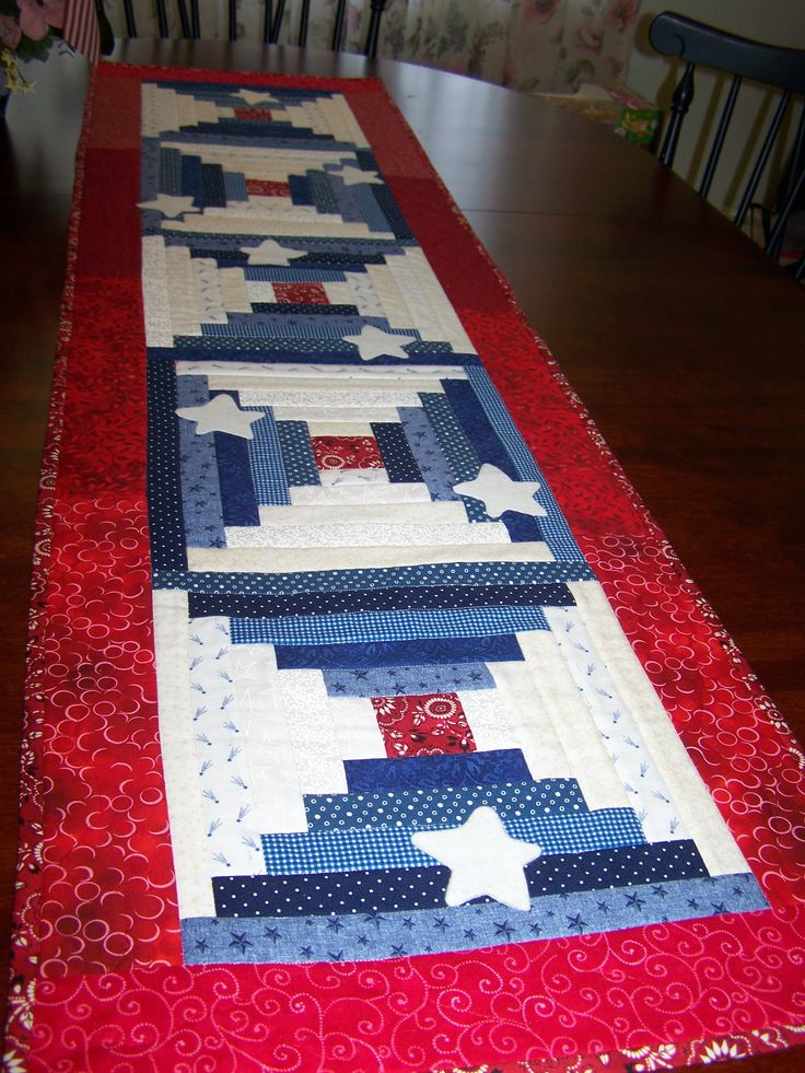 129 best Quilts: 4th of July images on Pinterest | Crafts, Food ... : fourth of july quilt pattern - Adamdwight.com
