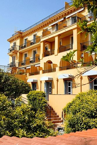 Hotel La Perouse | Nice, France  | Small Luxury Hotel