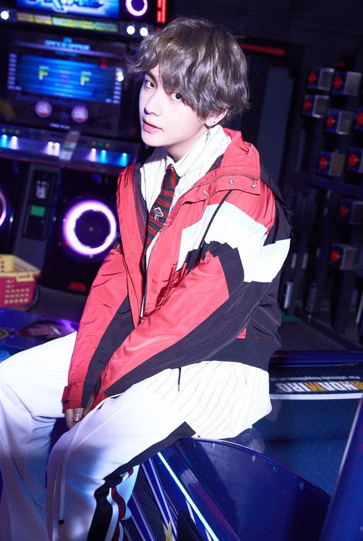 Kim Taehyung | NAVER x Dispatch HD | LOVE YOURSELF | BTS | 방타소년단
